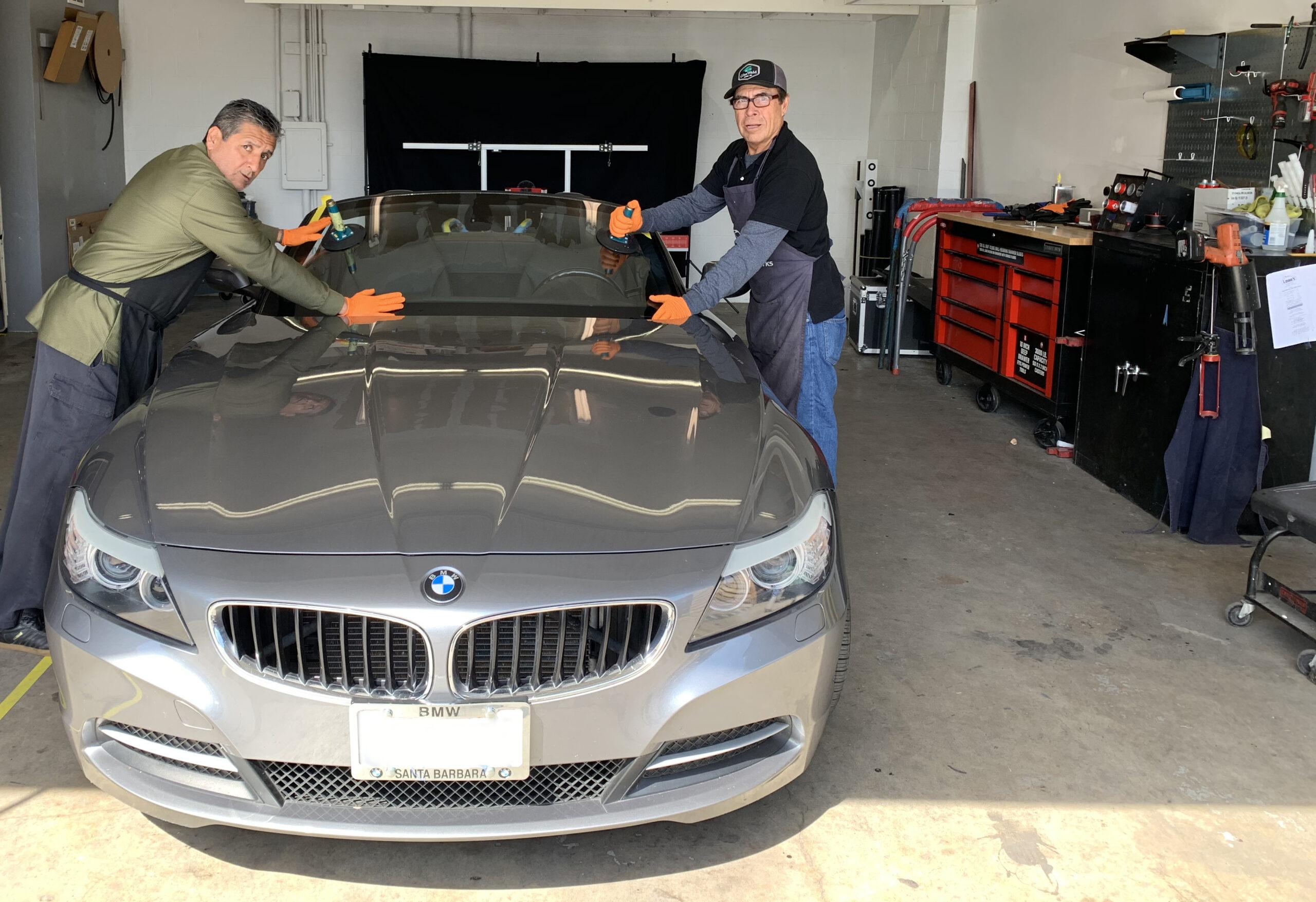 Auto Glass Repair Santa Barbara Montecito Goleta